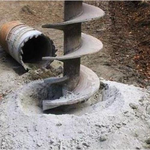 Как бурят скважину для водоснабжения?!