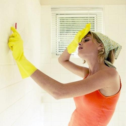 Как уничтожить грибок и плесень в ванной?!