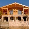 Cтроительство комбинированных домов!
