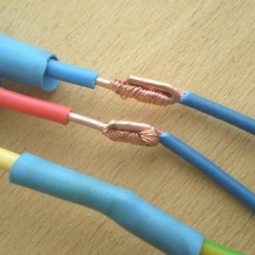Соединение проводов!