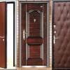 Как выбрать декоративную облицовку для стальной двери?!