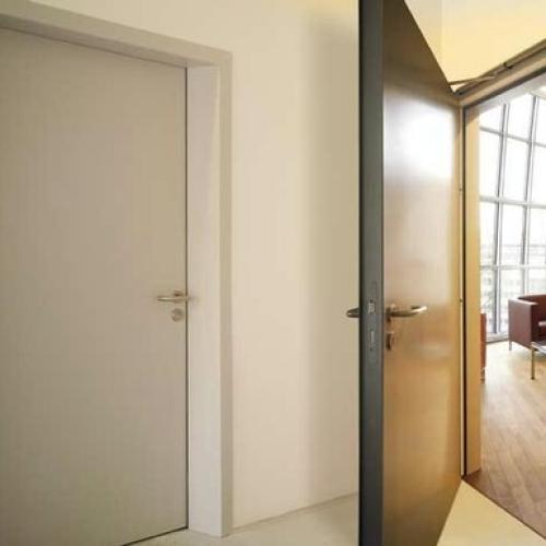 Звукоизоляция межкомнатной двери!