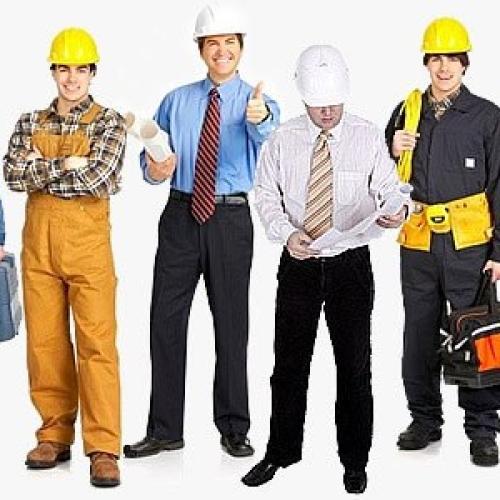 Особенности выбора рабочих для ремонта!