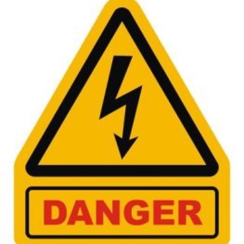 Техника безопасности при проведении электромонтажных работ!