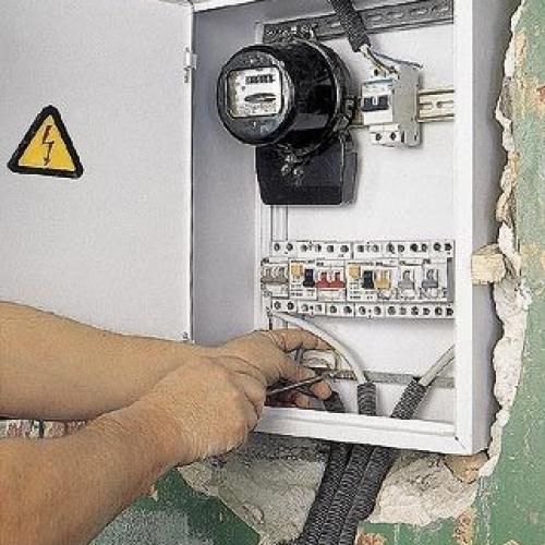 Как сделать электропроводку в квартире?!