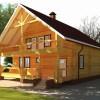 Этапы строительства дома из дерева!